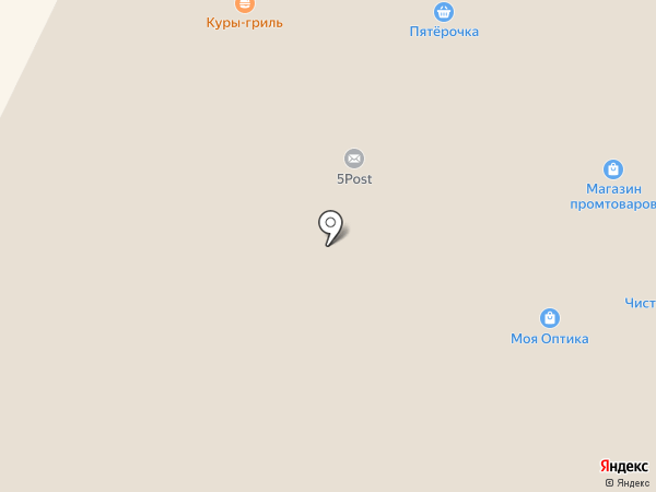 Бистро на карте Жуковского