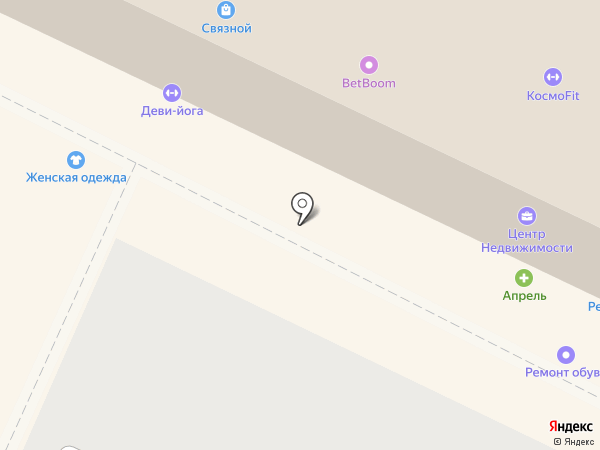 Магазин джинсовой одежды на карте Жуковского