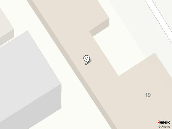 СВАМ Кубань на карте Геленджика