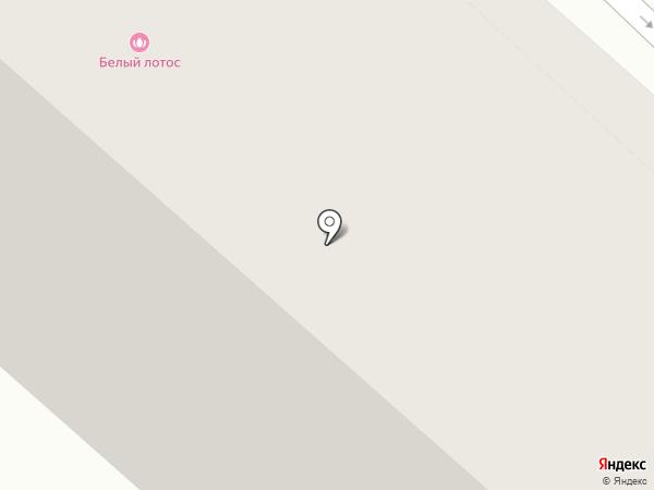 Лада на карте Геленджика