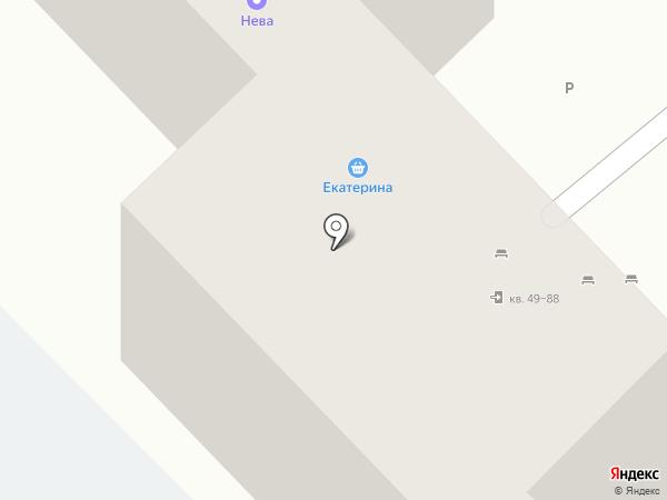 Ветеринарный центр на карте Геленджика