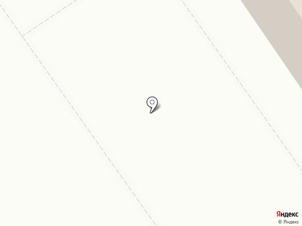 Точка на карте Геленджика