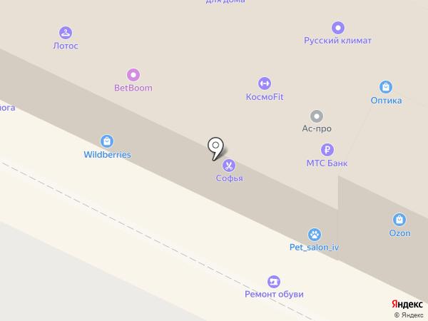 220-Вольт на карте Жуковского