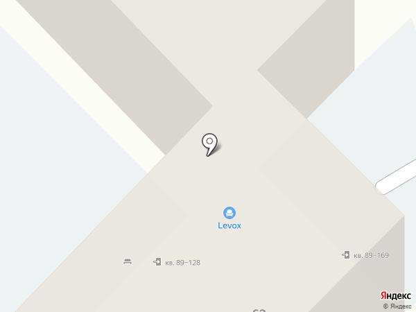 Магазин сантехники на карте Геленджика