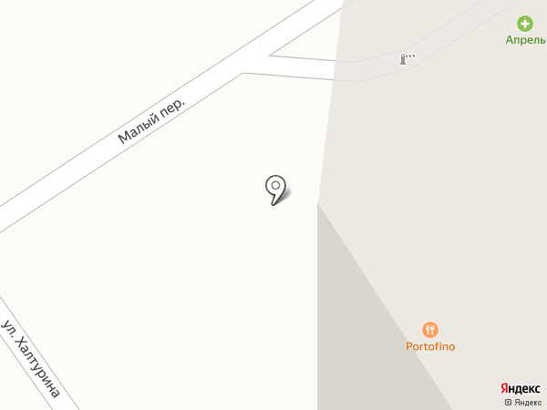 Перекресток на карте Геленджика