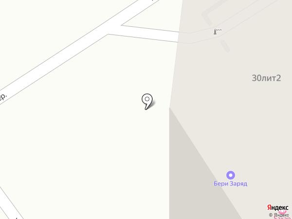 Krabov на карте Геленджика