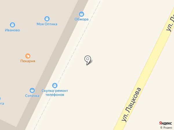 У Палыча на карте Жуковского