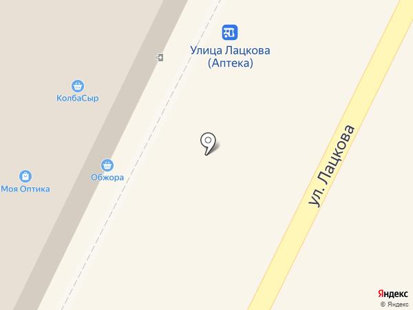 ВкусВилл на карте Жуковского