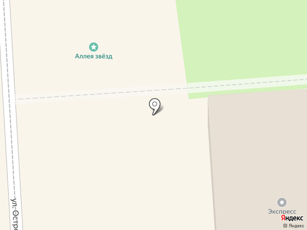 КВЕСТРИУМ на карте Геленджика