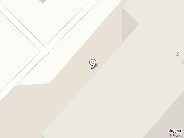 Санги Стиль на карте Геленджика