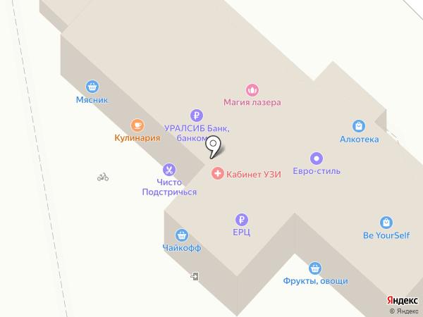 КАРАТ на карте Геленджика