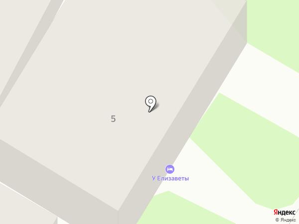 Детский сад №20 на карте Геленджика