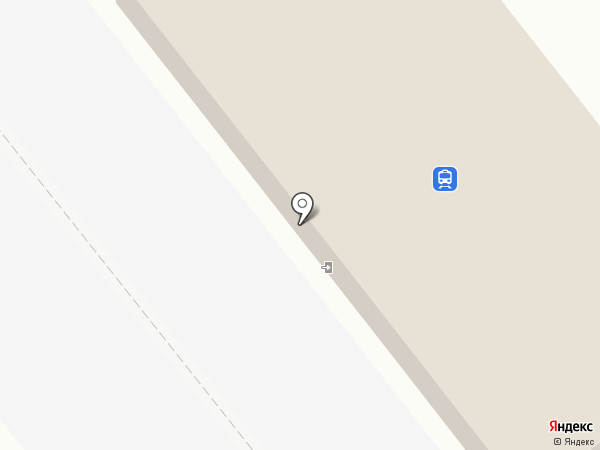 Русалка на карте Макеевки