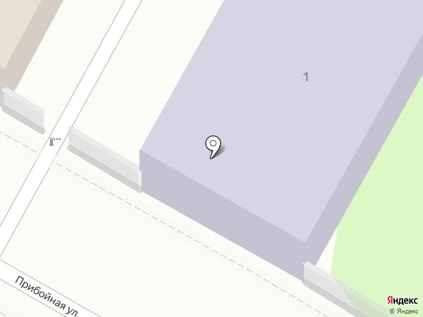 АН на карте Геленджика