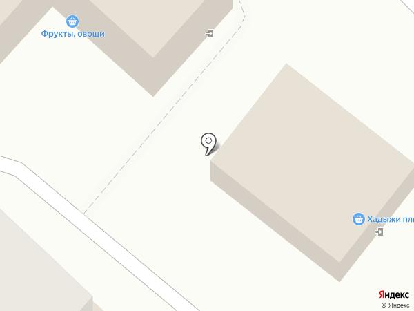 Гутта на карте Геленджика