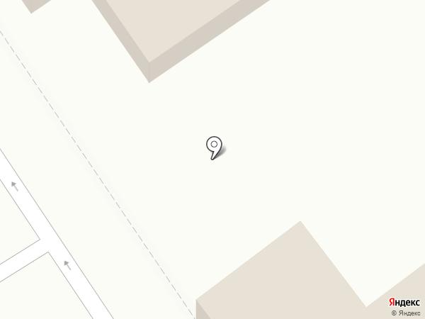 Лаура на карте Геленджика