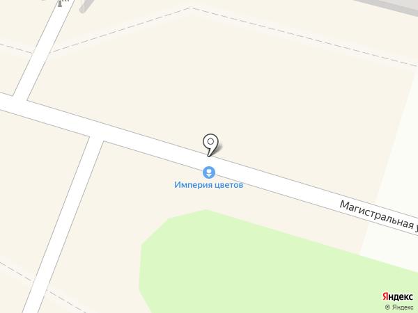 Магазин женской одежды на карте Жуковского