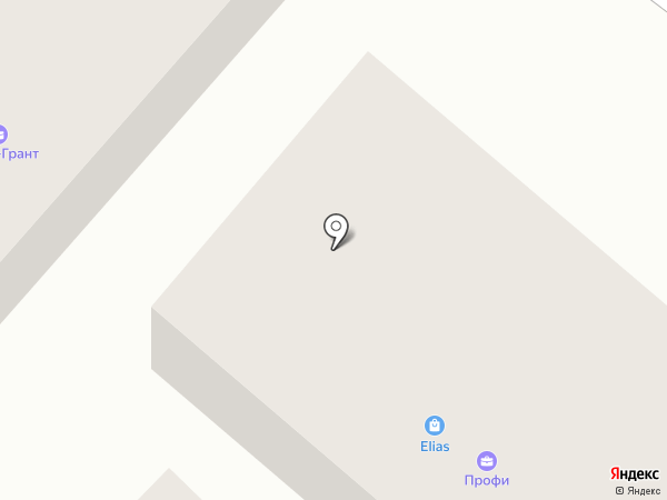 Профи на карте Геленджика