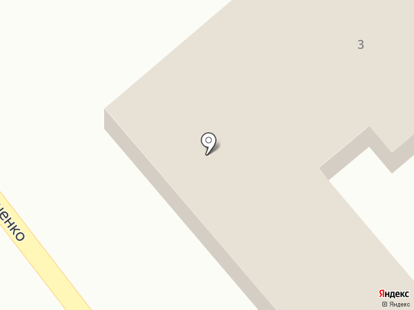 Шины и масла, магазин на карте Макеевки