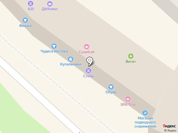 Сказка на карте Геленджика