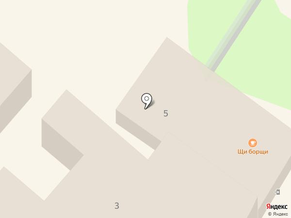 Kicks market на карте Геленджика