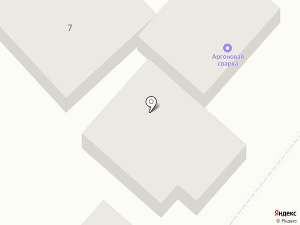 Шиномонтажная мастерская на карте Геленджика