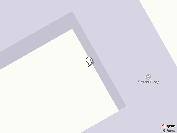 Детский сад №20 на карте Макеевки