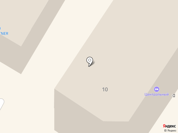 Юг на карте Геленджика