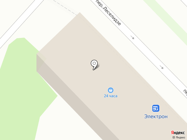 Магазин игрушек на карте Геленджика