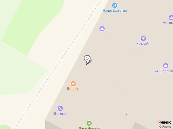 1М-Ломбард, ЗАО на карте Геленджика