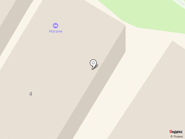 Магазин по продаже печатной продукции на карте Геленджика