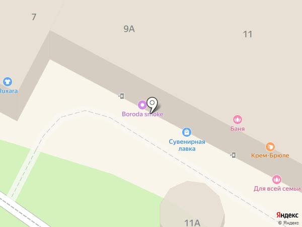 Кроп-пиво на карте Геленджика