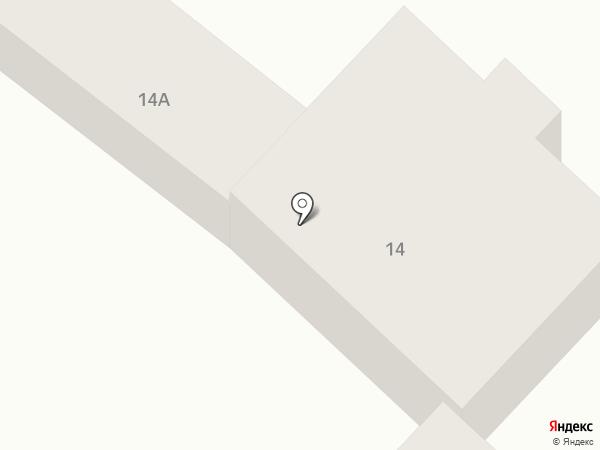Надежда на карте Геленджика
