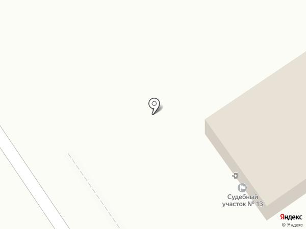 Мировые судьи города-курорта Геленджик на карте Геленджика