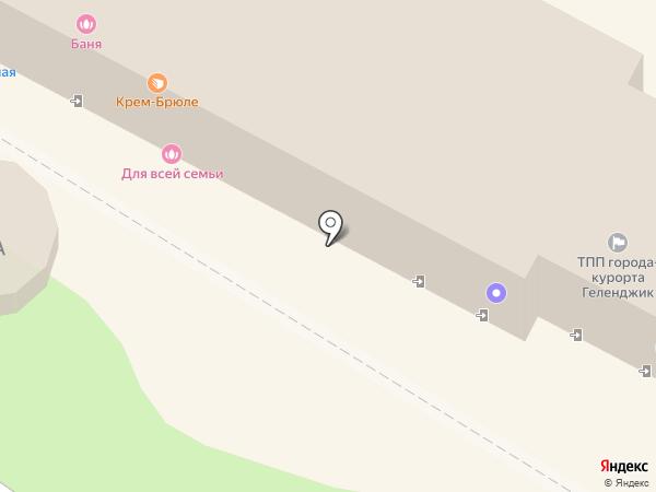 Магазин радиотоваров на карте Геленджика