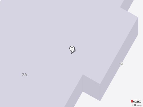 Быковская средняя общеобразовательная школа №14 на карте Быково