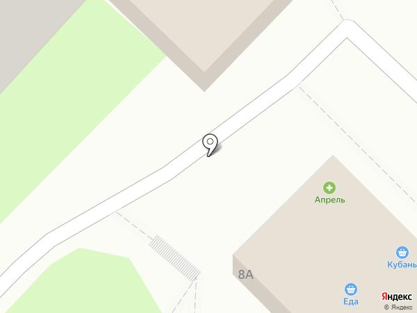 Банкомат, Банк УРАЛСИБ на карте Геленджика
