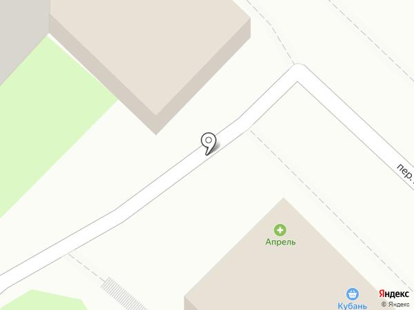 Кубань на карте Геленджика