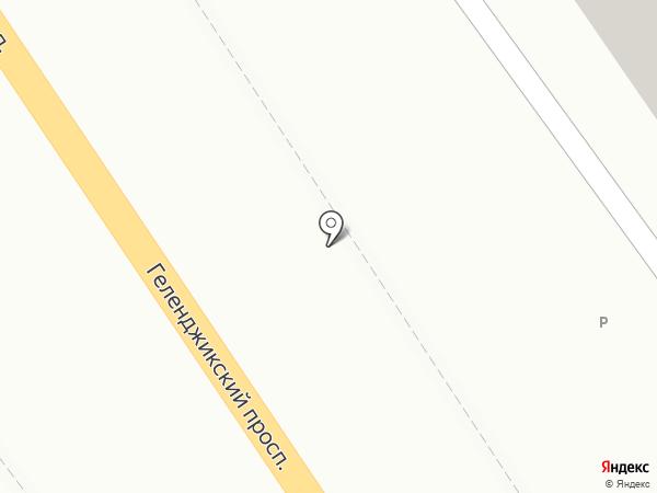 Россельхозбанк на карте Геленджика