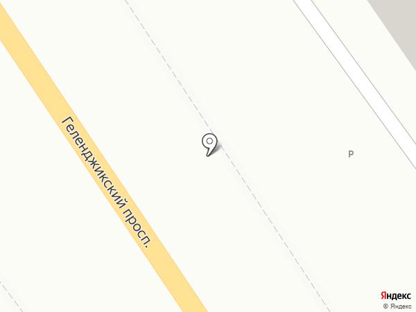Алкотека на карте Геленджика