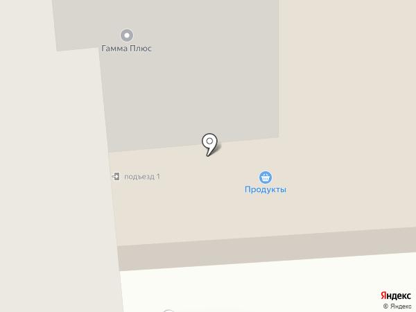 Аквасервис на карте Фрязино
