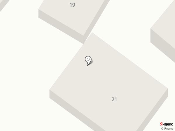 Родос на карте Геленджика