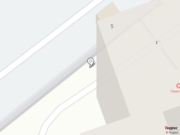 Sarafan на карте Геленджика