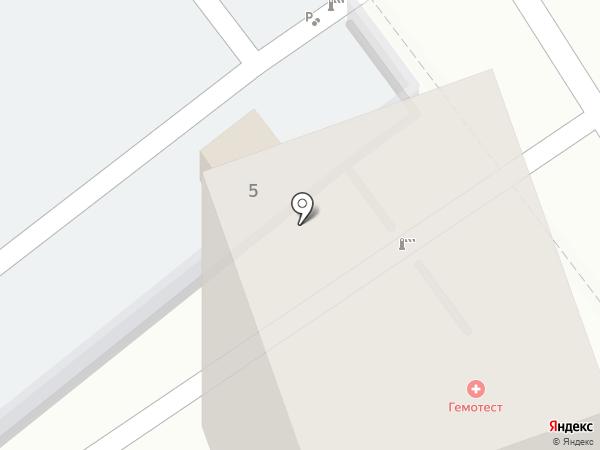 Картина маслом на карте Геленджика