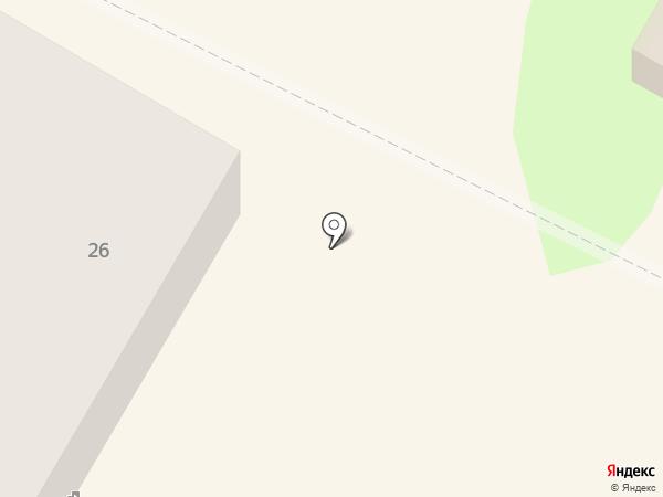 Емелина печь на карте Геленджика