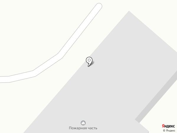 ГПСЧ, Государственная пожарно-спасательная часть №90, г. Моспино на карте Моспино