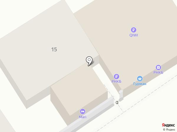 Банкомат, Крайинвестбанк, ПАО на карте Геленджика