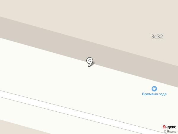 Магазин дверной и оконной фурнитуры на карте Жуковского