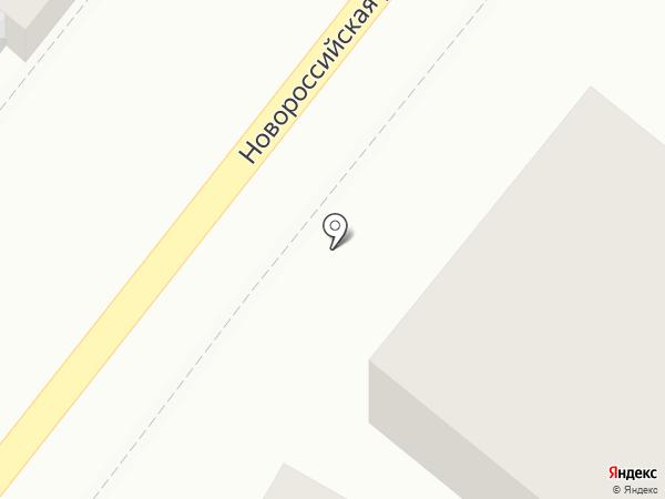 Дом казака на карте Геленджика