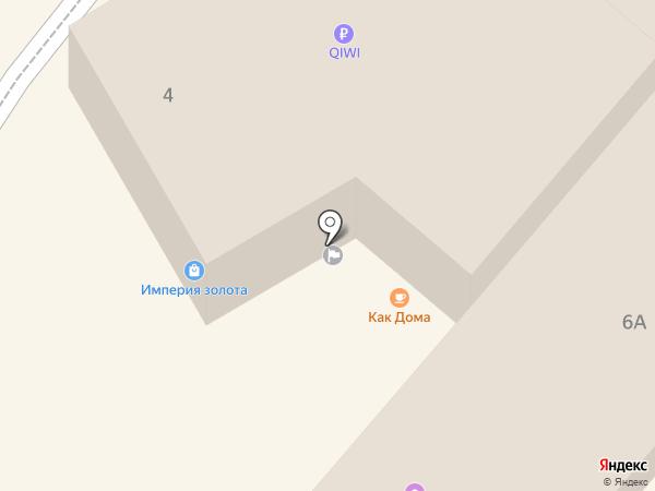 Участковый пункт полиции №5 на карте Геленджика